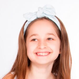 Lissy headband blue