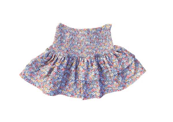 Mandy skirt blue