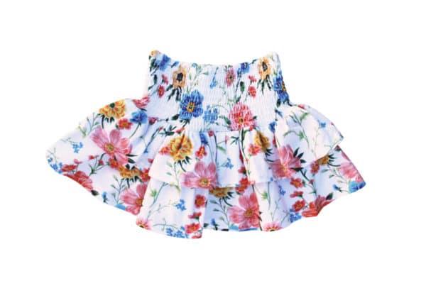Milla skirt white 800